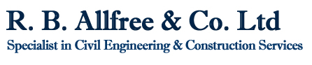 RB Allfree - Civil Engineering, Construction